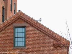 I love the brick work on the original buildings.