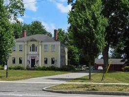 Captain Charles Leonard House