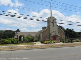 St John the Evangelist church. I need my power line filter.