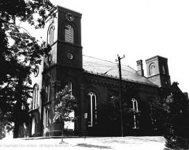 Congregational Church in 1979