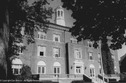 Fuller Hall in 1979.