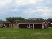 More barns and sheds at the local family farm.