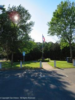 Veterans Park.