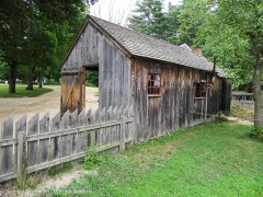 This is the tinsmith's shop (I think).