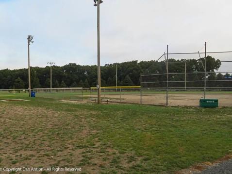 No fans at baseball games. Not that we're playing baseball.