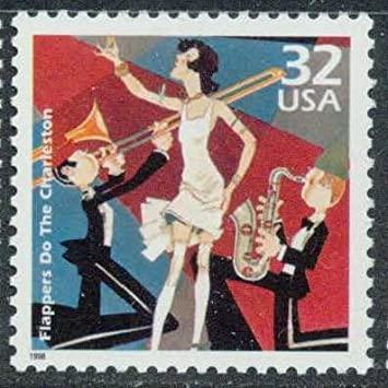 Chareston Stamp