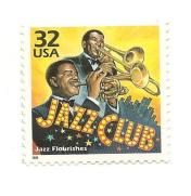 Jazz Stamp