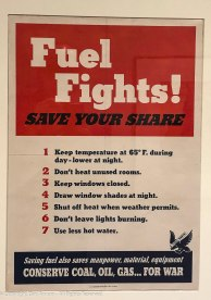 Guidelines to encourage people to save fuel