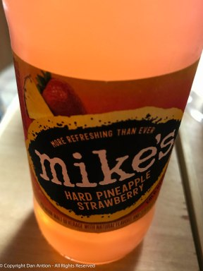 In honor of Lulu, I am relaxing with an interesting version of Mike's.