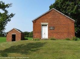 Hockanum School 1840 --- Neighborhood House 1952