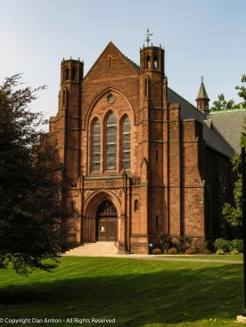 Campus chapel.