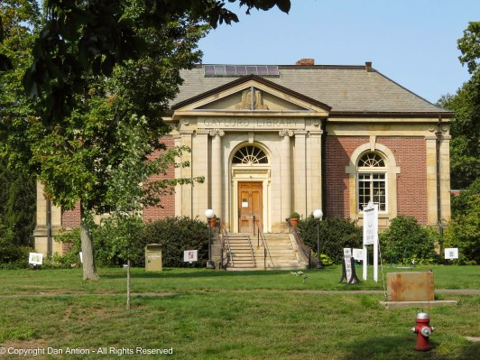 Gaylord Public Library in Holyoke, MA.