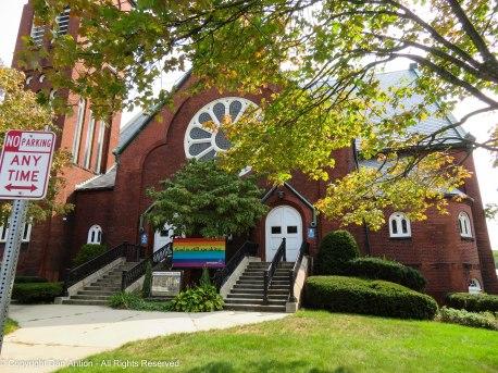 First Congregational Church.