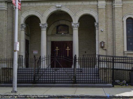 Holy Trinity - Greek Orthodox Church - 1917.