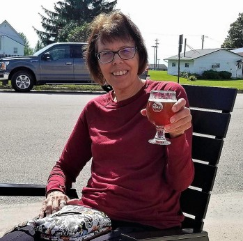 Mary - Cheers!