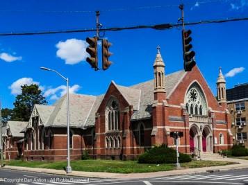 Asylum Hill Baptist Church.