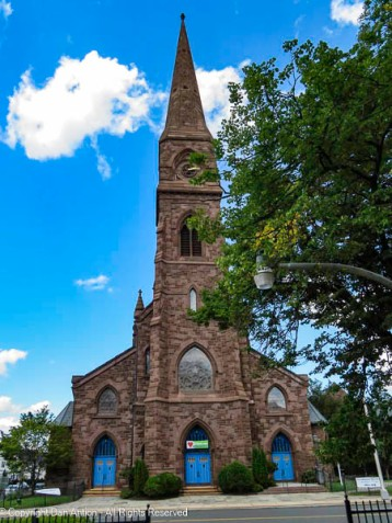 Asylum Hill Congregational Church.
