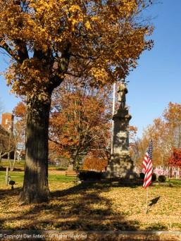 Suffield War Memorial