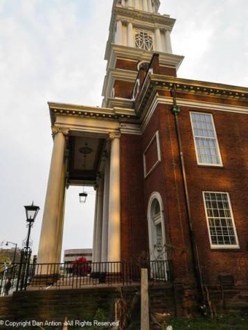 First Church Hartford.