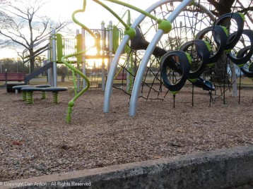 I keep trying to get a picture of this playscape. You know, the one I see in my head.
