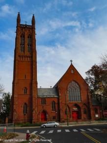 Trinity Episcopal Church.