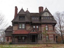 Katharine Seymour Day House - Amazing architecture.