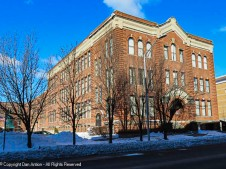 Margaret Croft School - This was a high school in Waterbury. I'm not sure what the current status is.