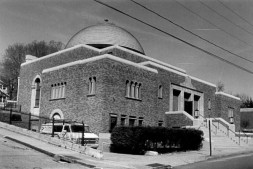 Not quite in the downtown walk, but not far away is Beth El Synagogue.