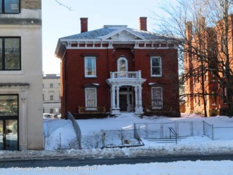 The John Kendrick House