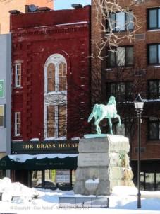 The Brass Horse (also closed) today. I spent many hours in there.