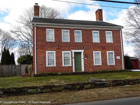 Captain Jehiel Risley House - Built in 1797
