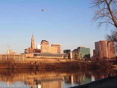 Hartford still looks good from Great River Park.