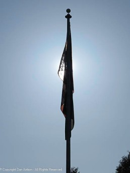 I've been trying to get some interesting pictures of the flag for Memorial Day.