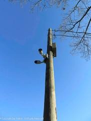 Surveillance cameras have now been installed.
