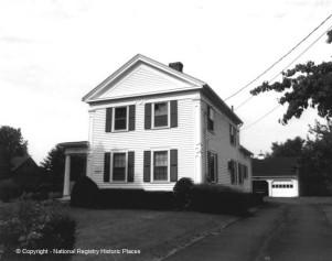 Similar to the Leonard Fox house