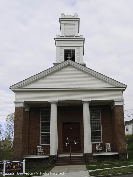 St. Luke's Episcopal Church - Glastonbury, Connecticut