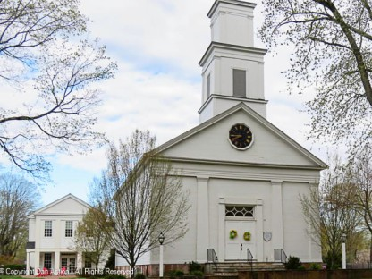 Congregational Church in Glastonbury, Connecticut.
