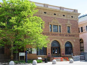 The George Walter Vincent Smith Art Museum