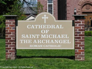 Cathedral of Saint Michael the Archangel.