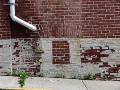 I'm guessing that that is a ghost coal chute.