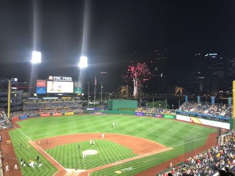 Pirates 7 - Phillies 0