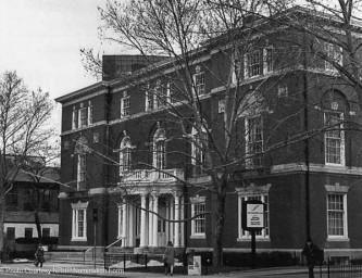 The Hartford Club in 1984.