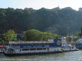 The Empress II used to be The Party Liner - the boat I worked on.