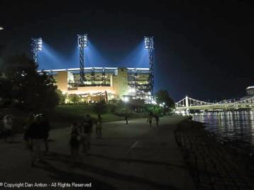 Goodnight PNC Park.