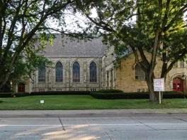 First Presbyterian Church of Coraopolis - I love the stone work.