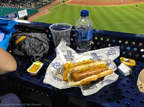 ♫buy me a hot dog and tater tots...