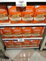 Pumpkin Spice Cheerios ??? No, just no.