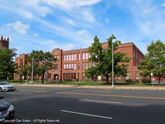 Barnard-Brown School building