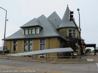 Duluth Union Station.