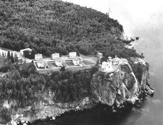 NRHP - Aerial view